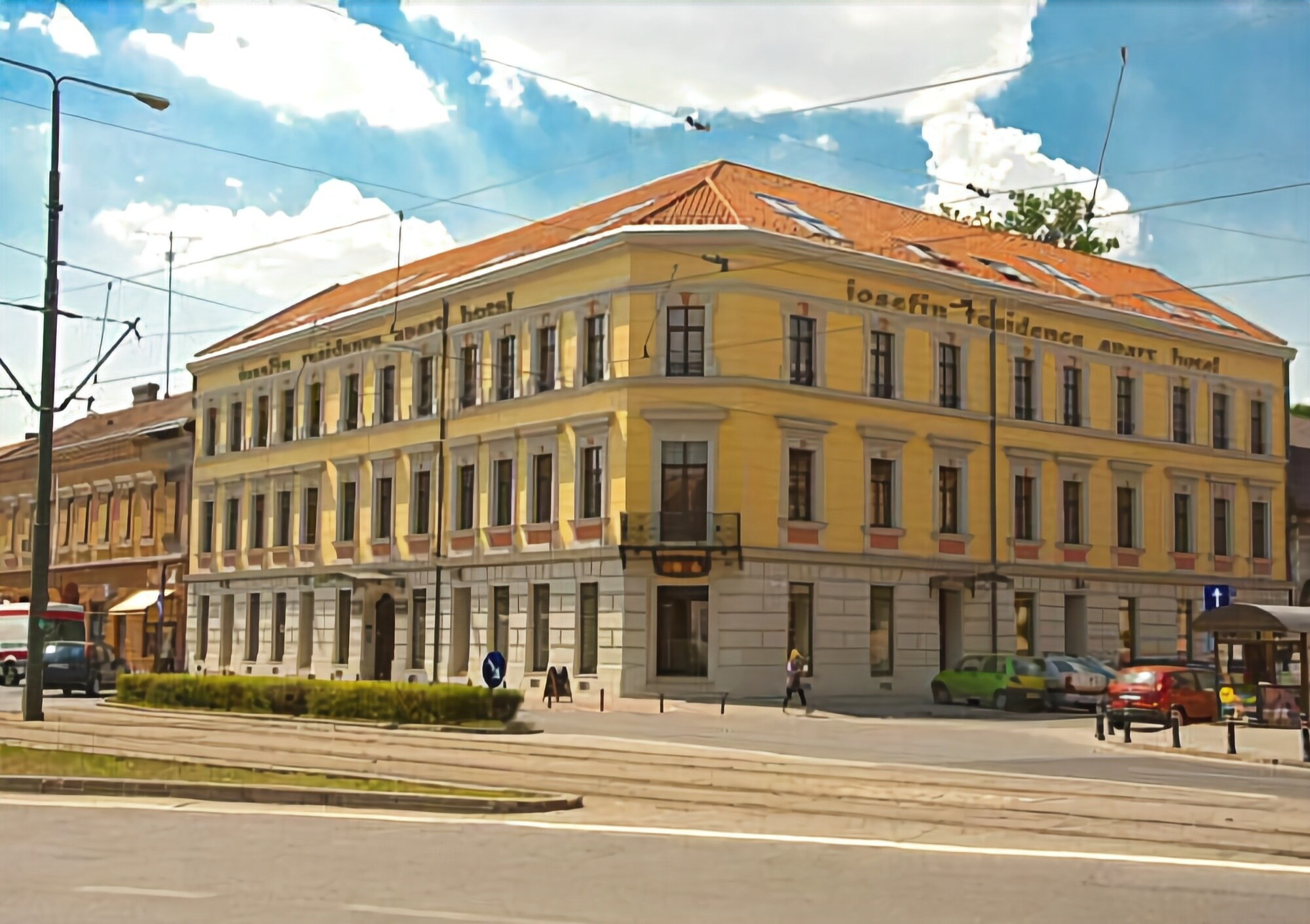Iosefin Residence