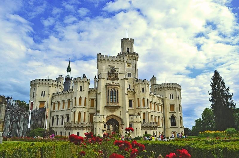 VIENA -PRAGA si Castelele BOEMIEI (HOTEL 4*)
