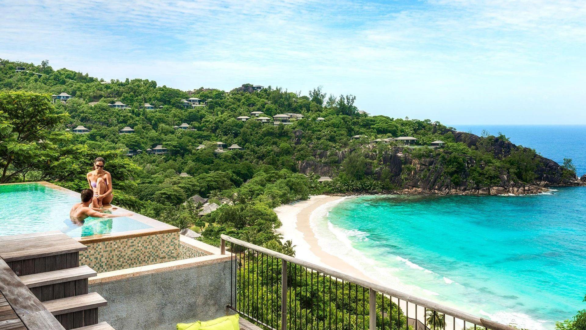 Luxury Seychelles - Four Seasons, Insula Mahe - 9 zile, zbor charter business class