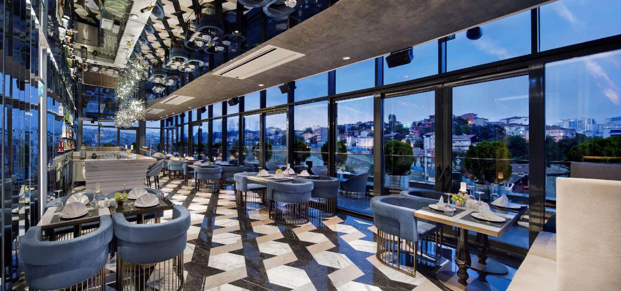 DoubleTree by Hilton Hotel Istanbul - Piyalepasa