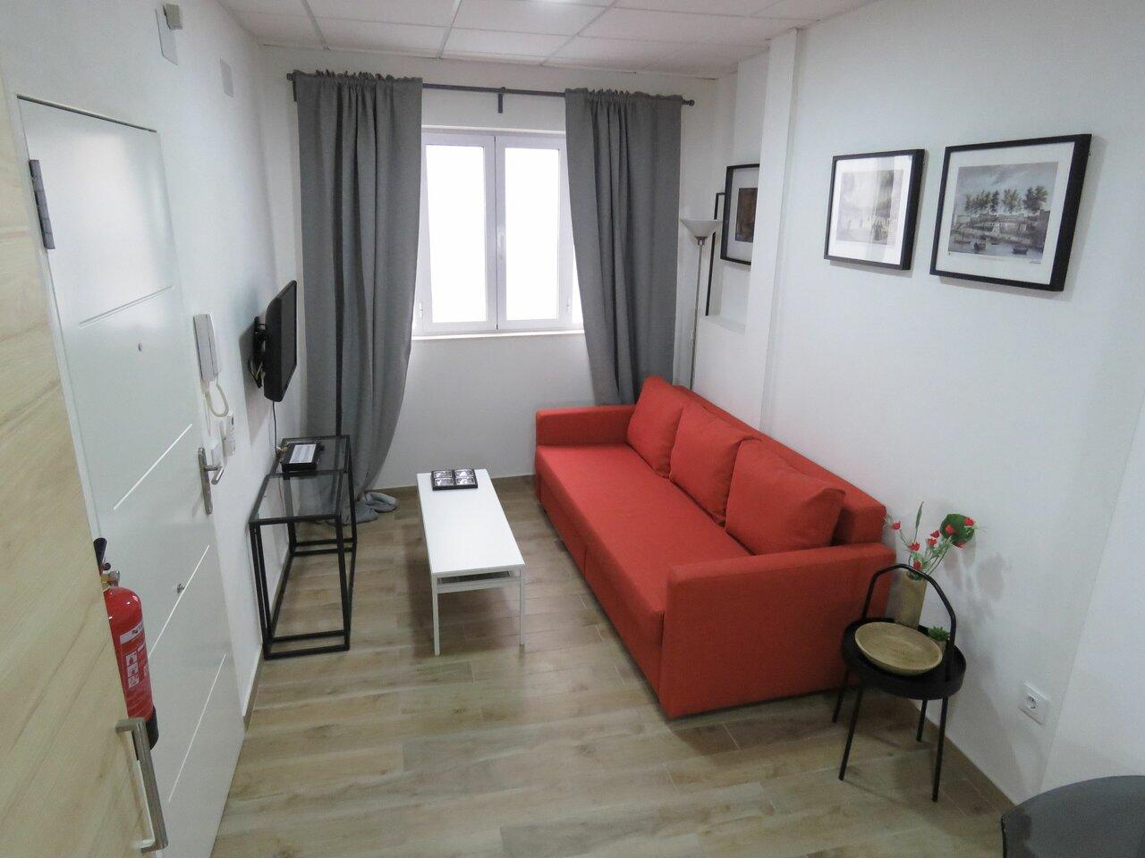 Living-sevilla Hercules Apartments