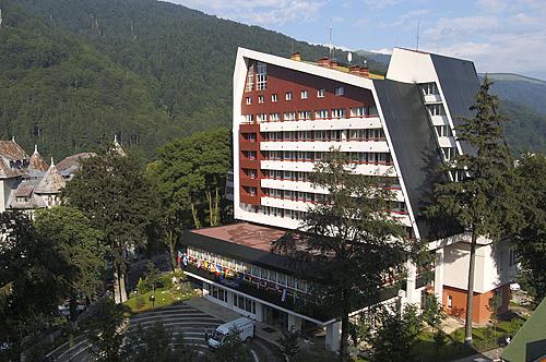 Rusalii - Hotel International - mic dejun