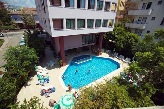 CAPRICE APART HOTEL