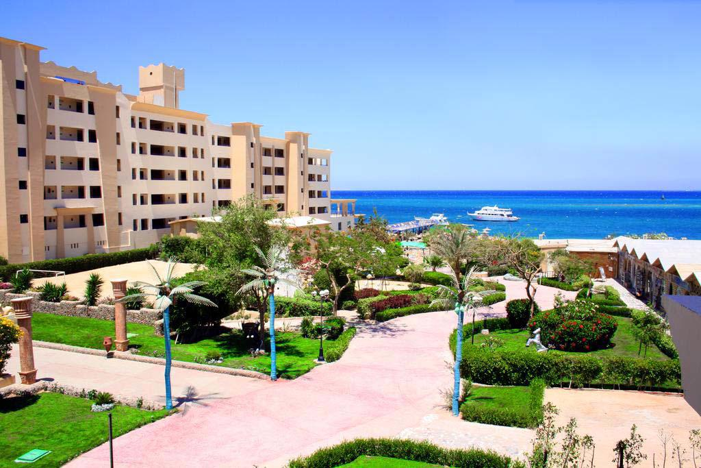 KING TUT RESORT - EL DAHAR, HURGADA