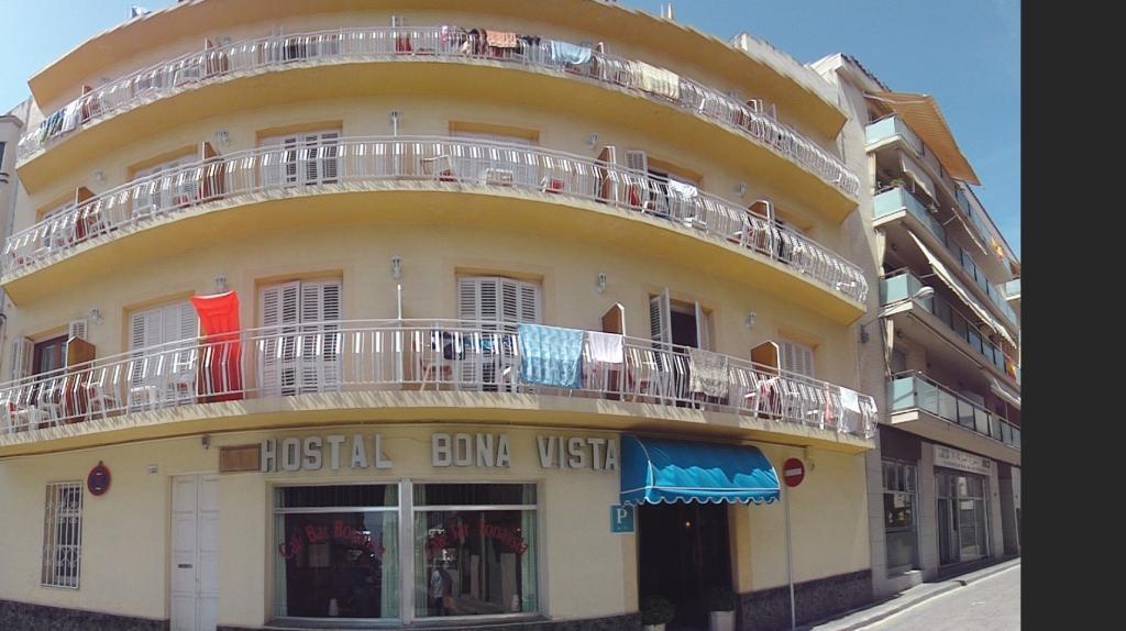 Hostal Bonavista - Calella