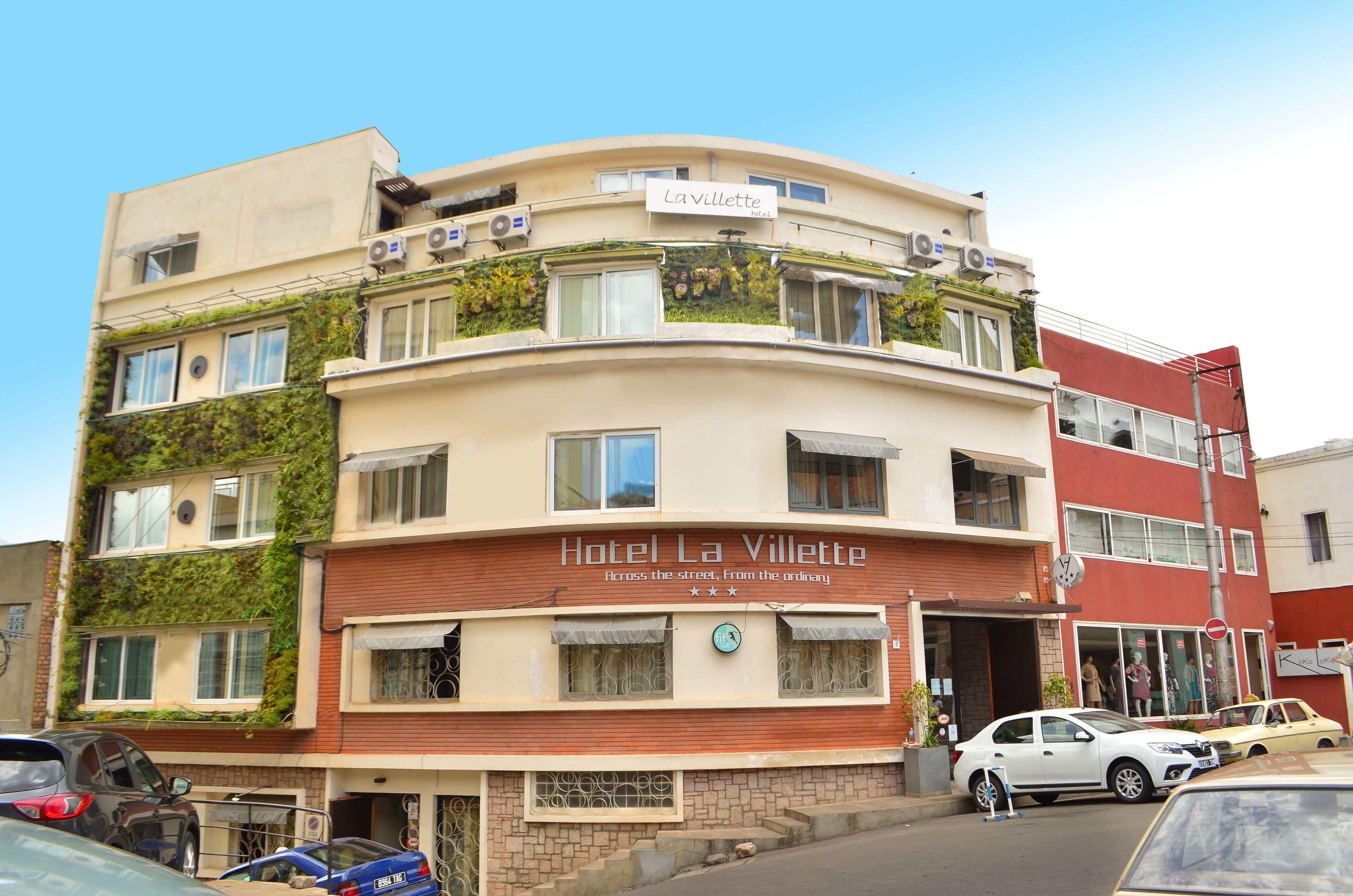 Hotel La Villette