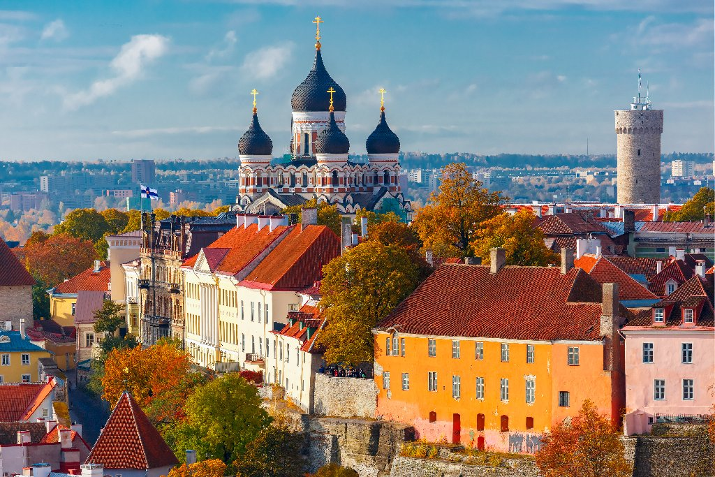 ESTONIA - TALLINN 2020