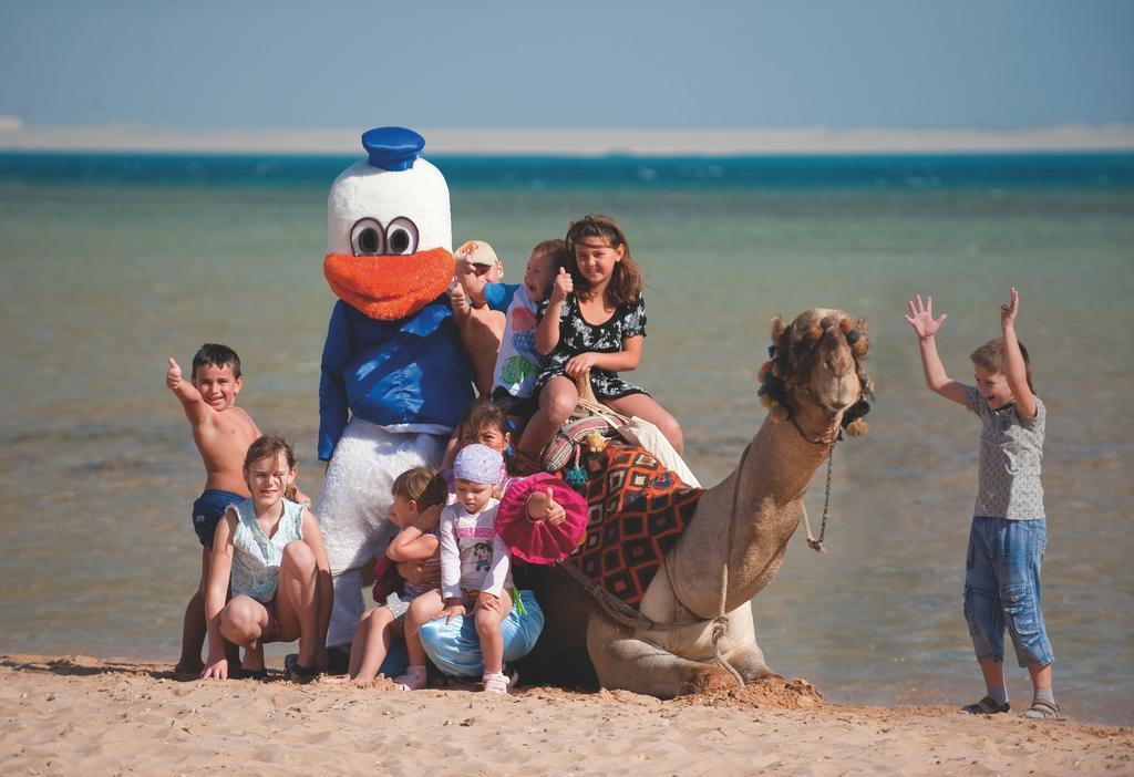 PICKALBATROS AMWAJ BLUE BEACH ABU SOMA