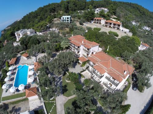 Evlalia Studios  Villas