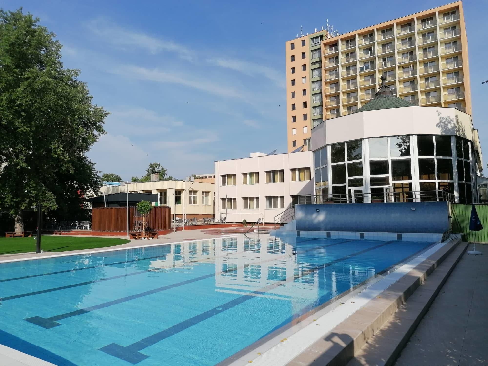 BarÁtsÁg Spa & Wellness Hotel