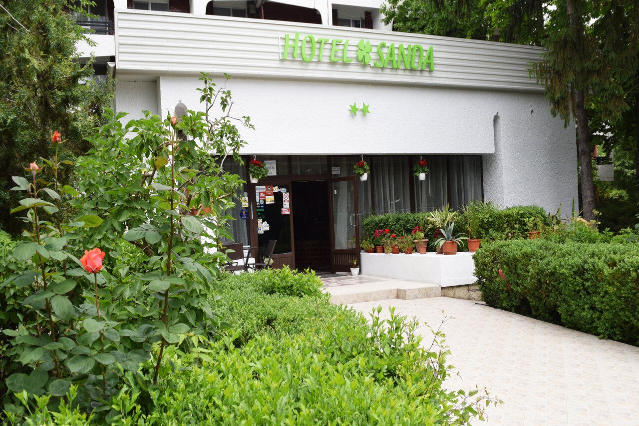 HOTEL SANDA- Pranz sau Cina