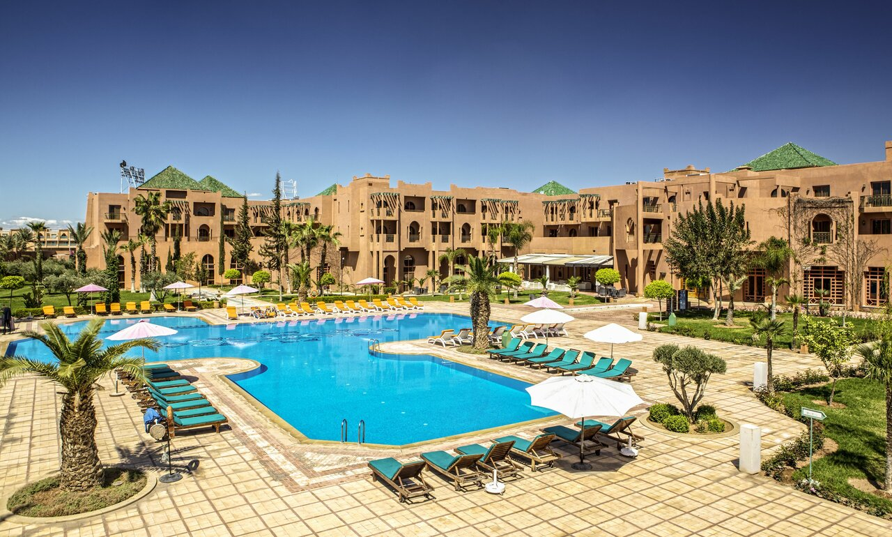 Palm Plaza Hotel & Spa