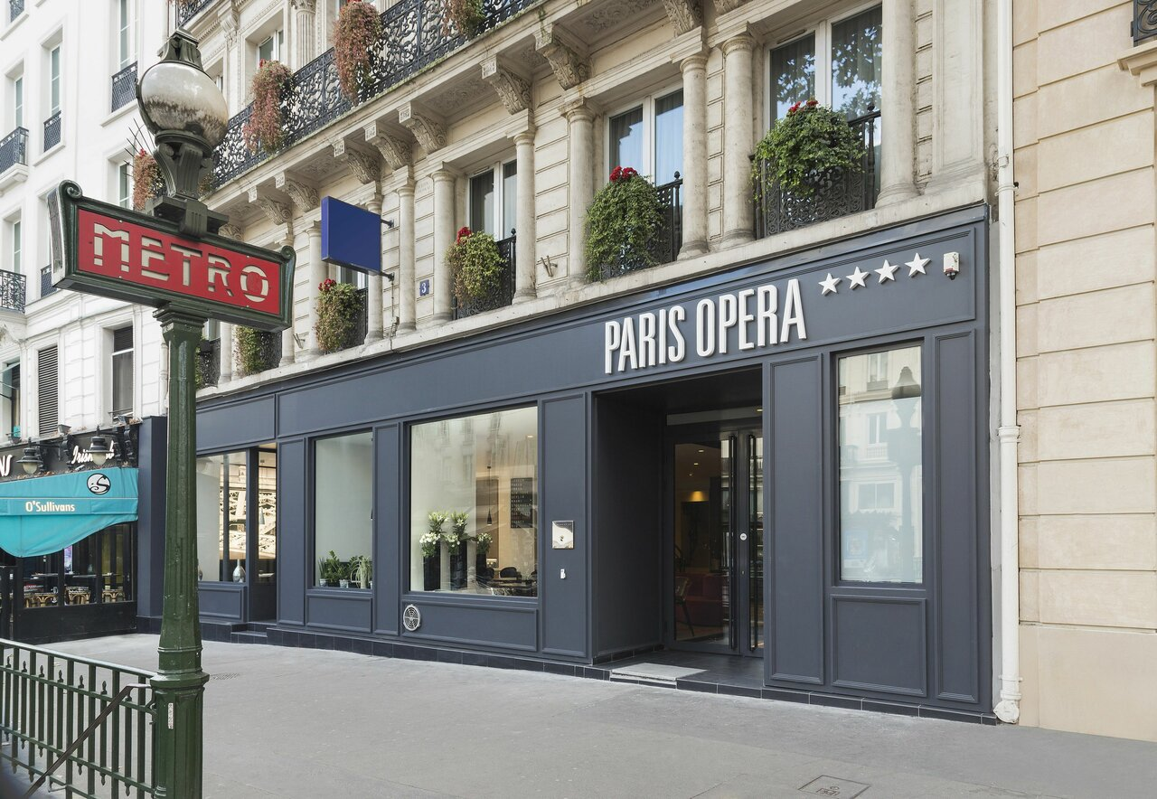 Paris Opera By Melia