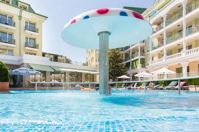 ROMANCE SPLENDID SPA HOTEL