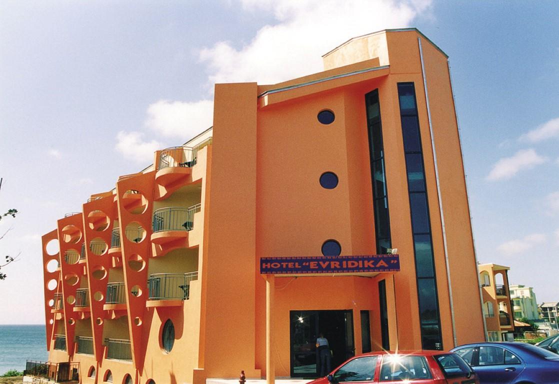 Evridika Family hotel Nesebar