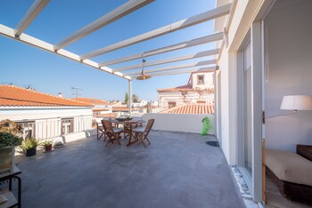 The Roof Sea View Apartment Aegina Town