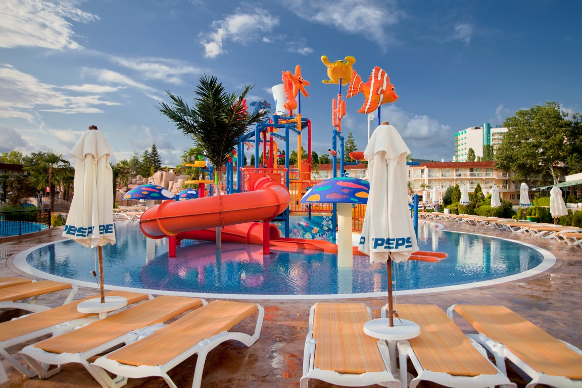 Hotel DIT Evrika Beach Club 4* | All Inclusive