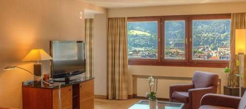 AC Hotel Innsbruck (also known as Hotel Hilton Innsbruck)
