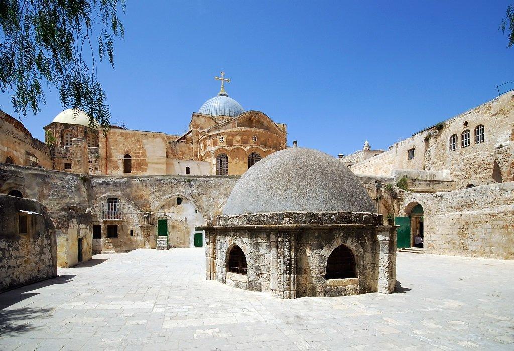 INALTAREA IN ISRAEL