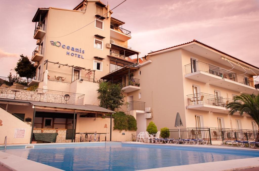 Oceanis Hotel (Poros Kefalonia)