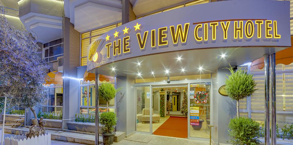 THE VIEW CITY HOTEL