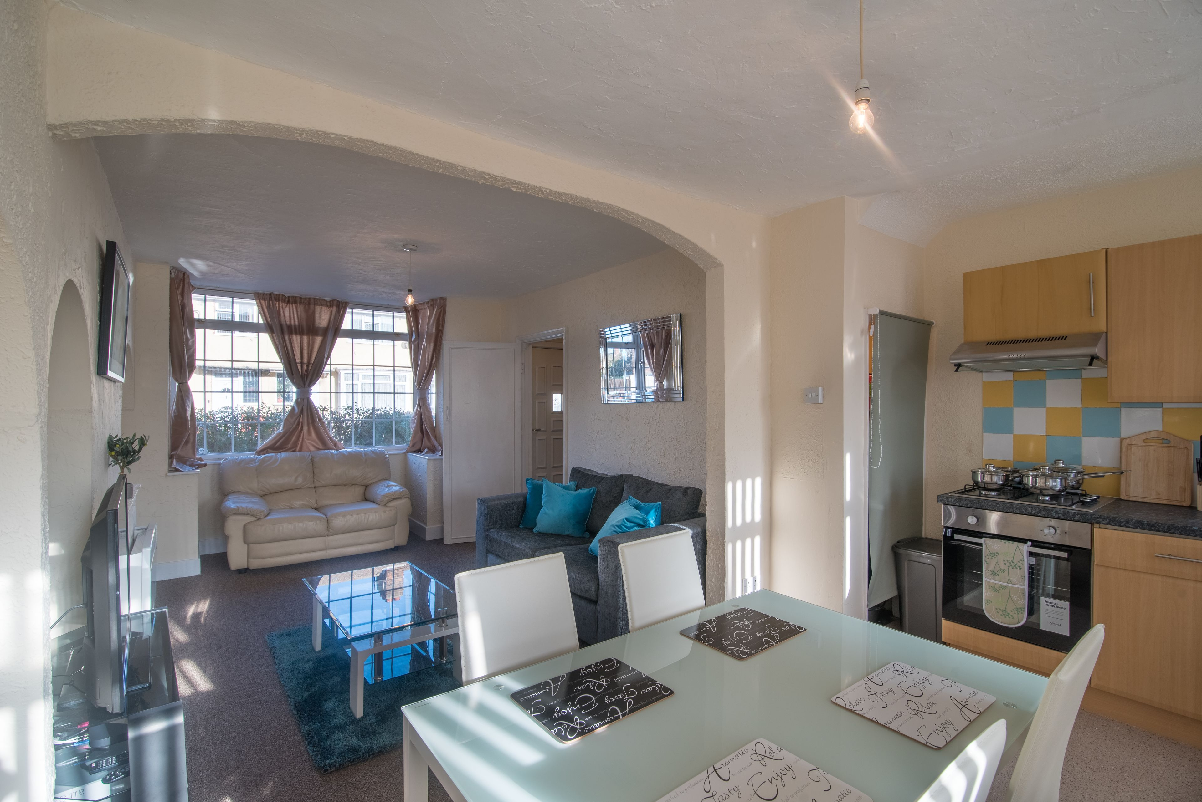 Two Bedroom Serviced House