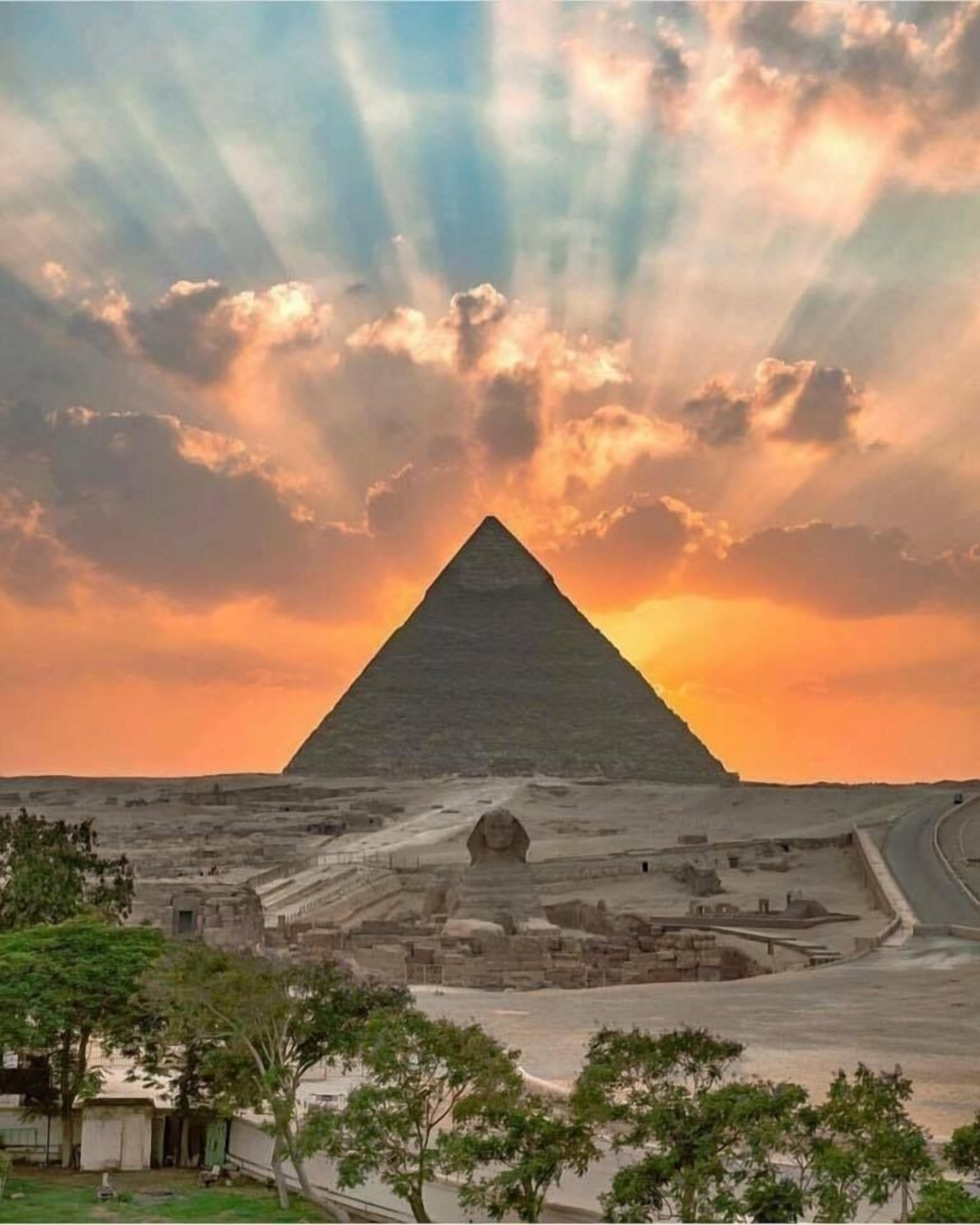 Pyramids View Inn Bed & Breakfast