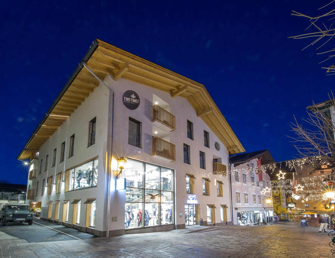 Two Timez - Boutique Hotel