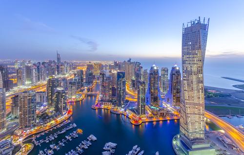 Circuit Dubai - Ras al Khaimah