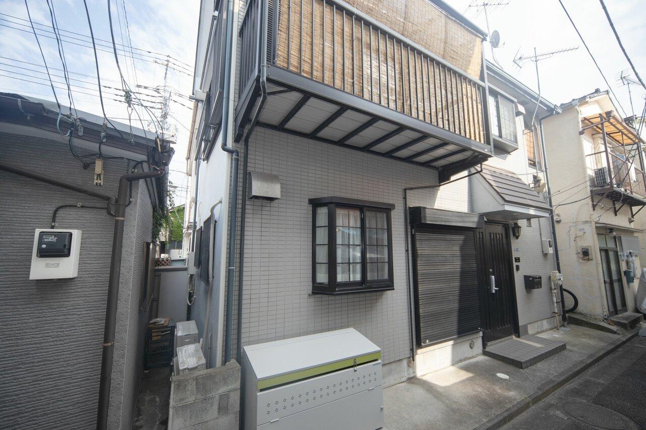 Kanegafuchi House
