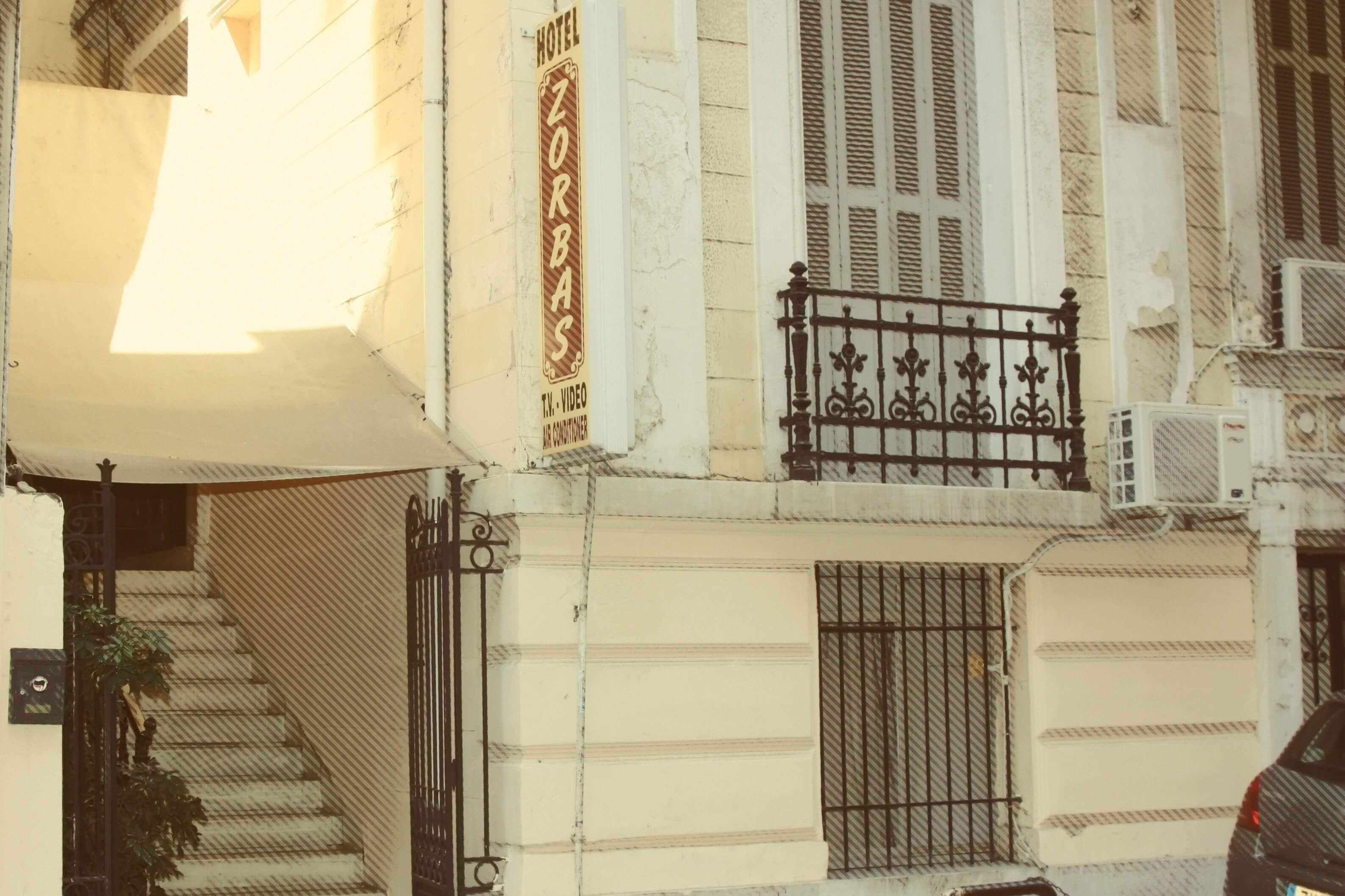 Zorbas Hotel