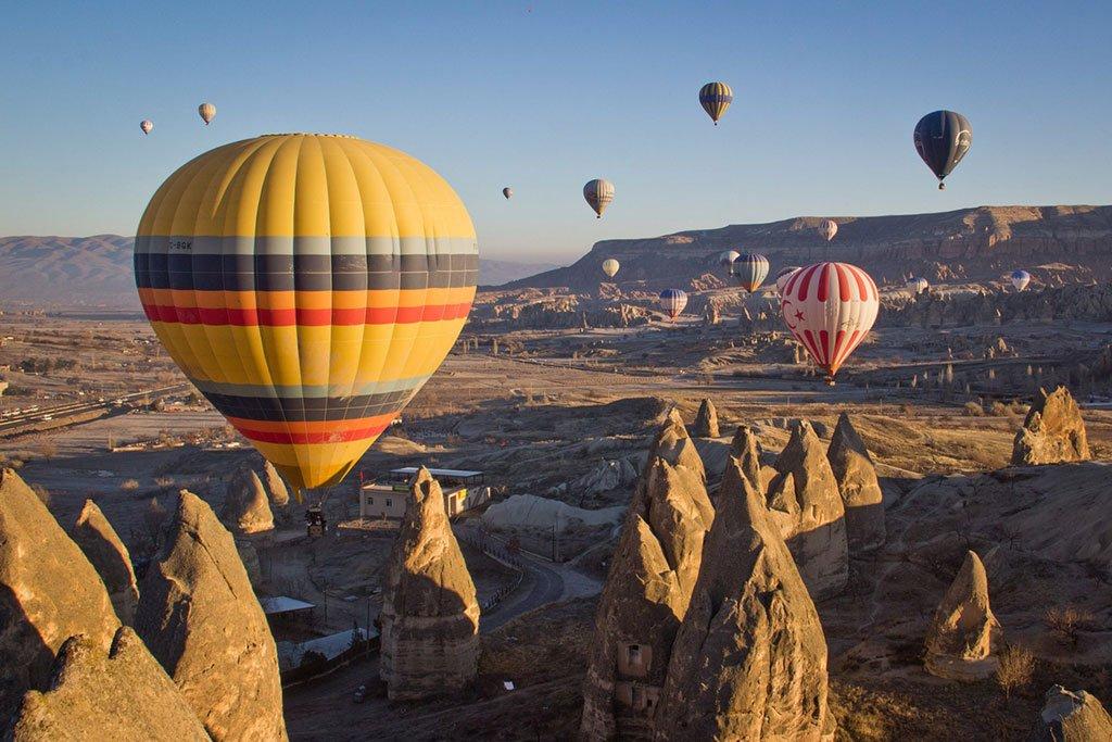 Cappadocia - Asia Mica - Istanbul 2020 (12 zile)