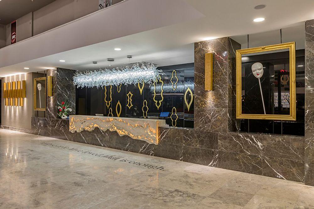 Seaden Valentine Hotel