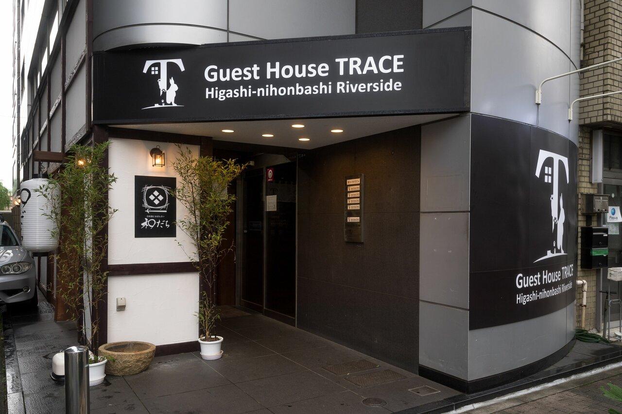 Guest House Trace Higashi Nihonbashi Riverside Hostel