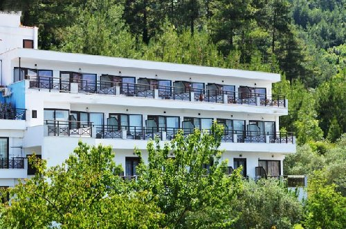 Aloe Hotel, Skala Potamias