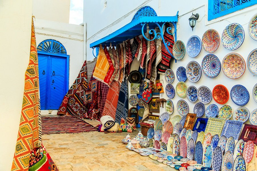TUNISIA - Revelion 2022