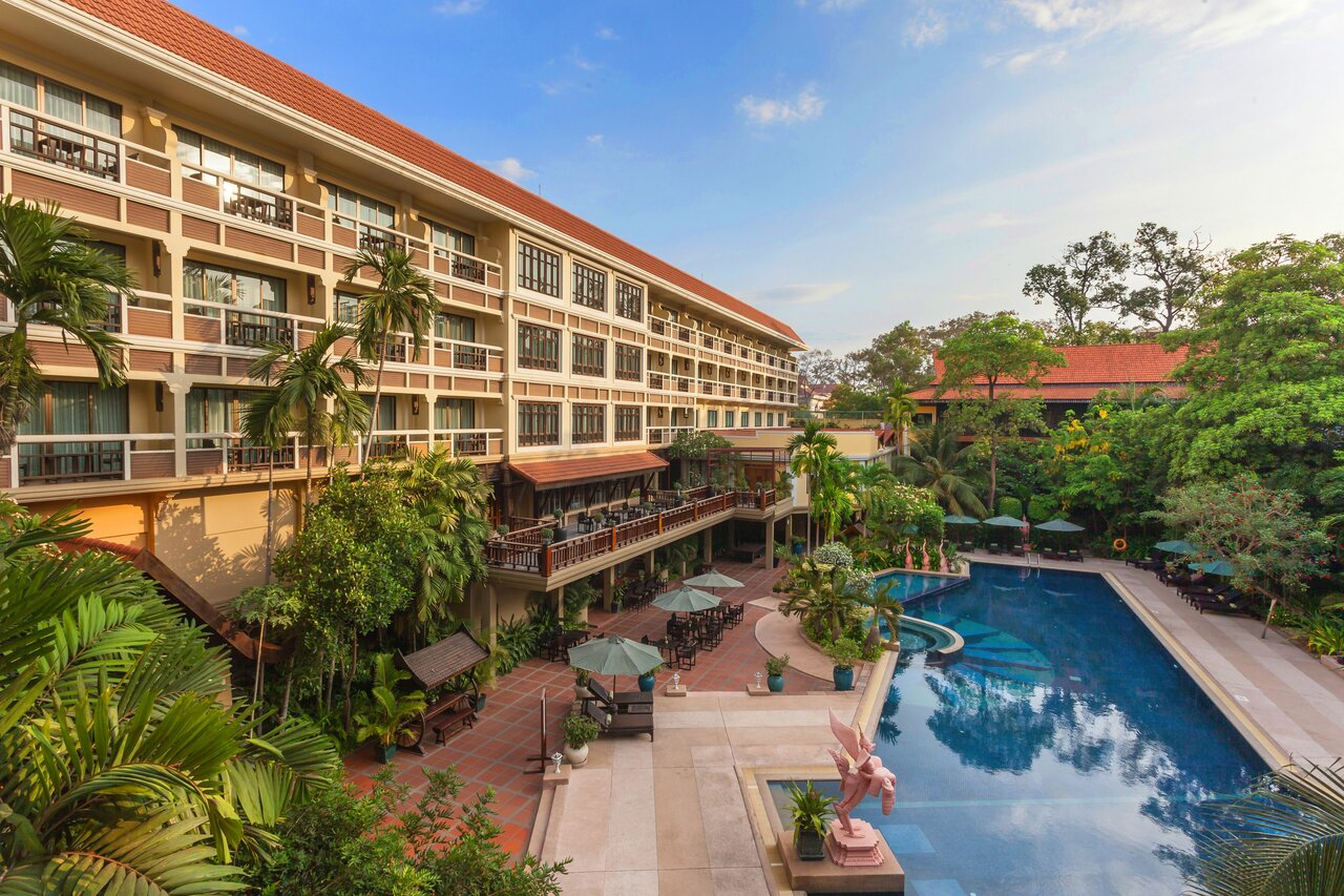 Prince D'angkor Spa