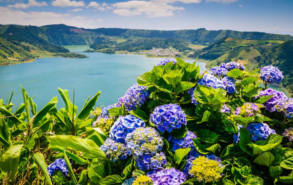 Insulele Azore si Madeira