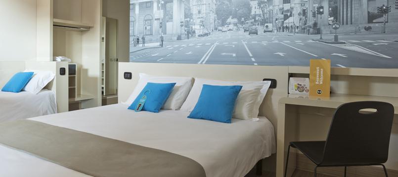 B&b Hotels Como