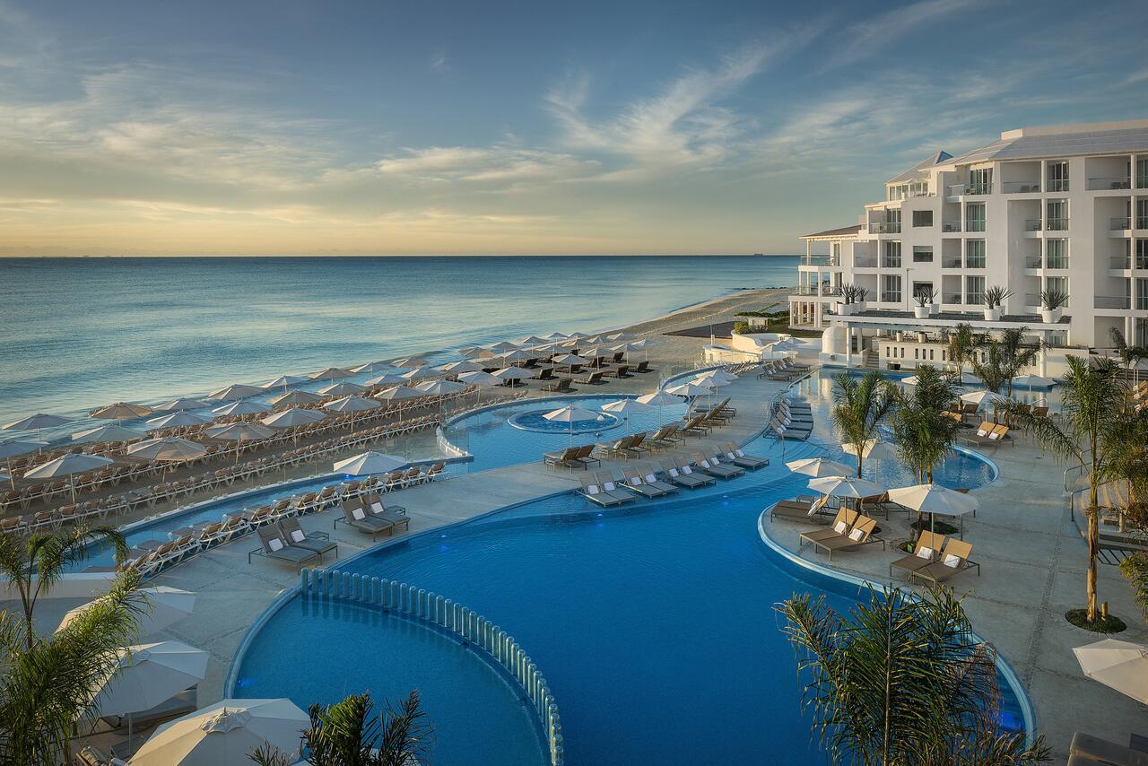 Hotel Playacar Palace