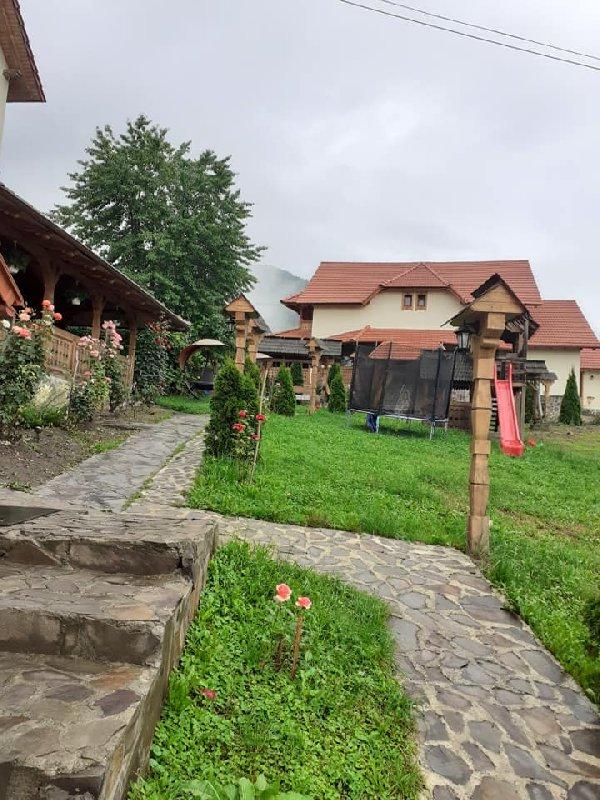 Pensiunea Valea Branzei (Barsana)