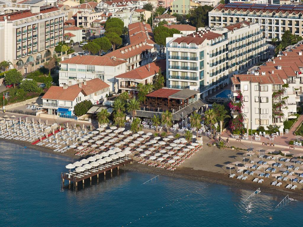 EMRE HOTEL  BEACH