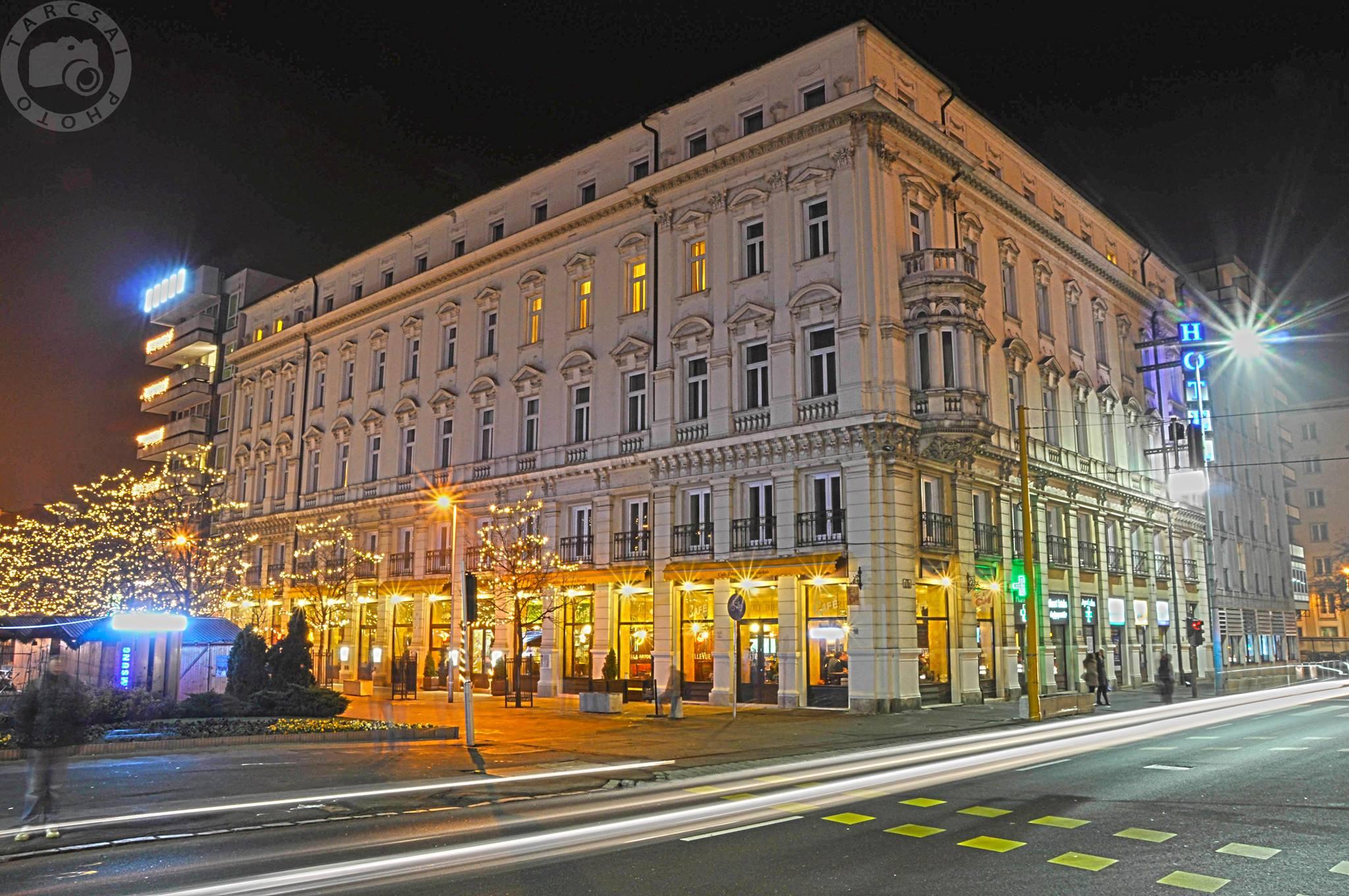 Hotel Raba City Center