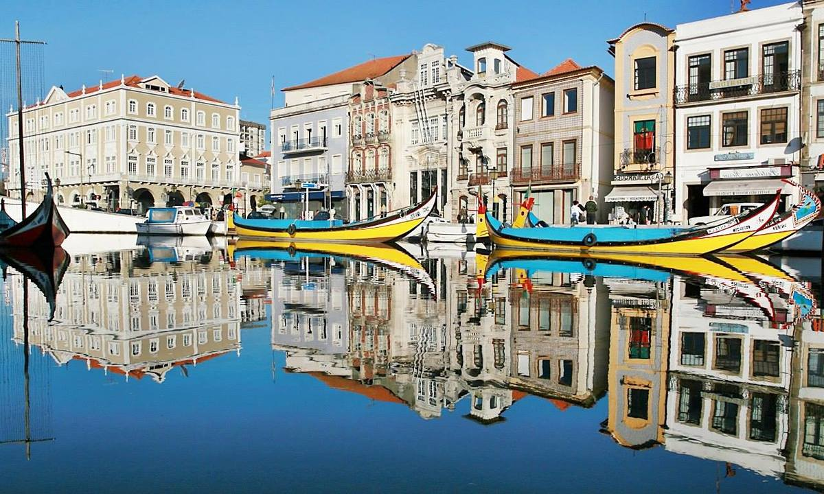 Marele Tur al Portugaliei si Santiago de Compostela