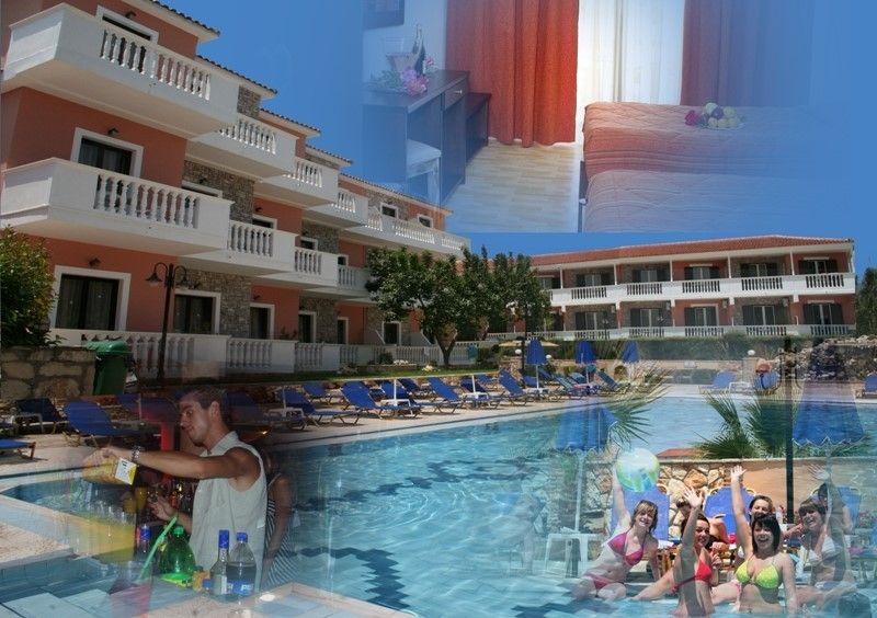 Paradise Apartments Zante