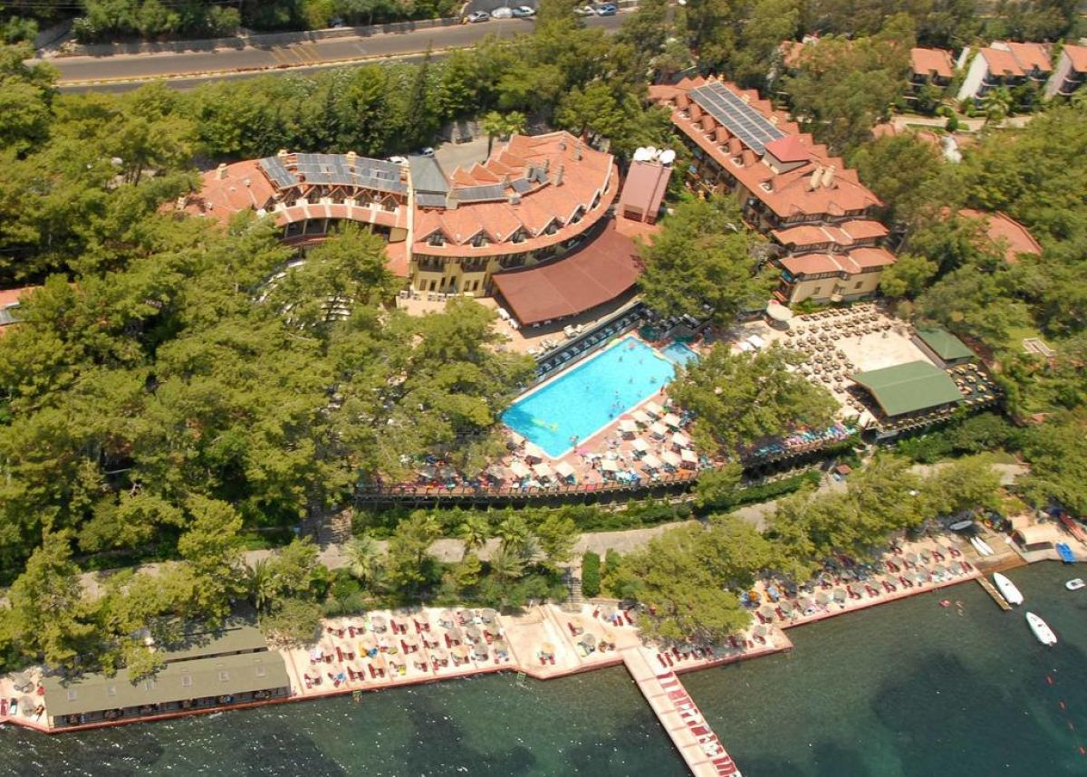 THE PARK MARMARIS OTEL