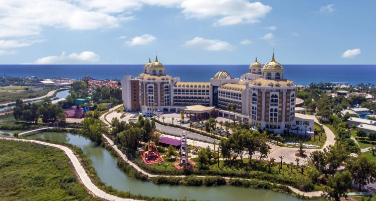Delphin Be Grand Resort - All Inclusive