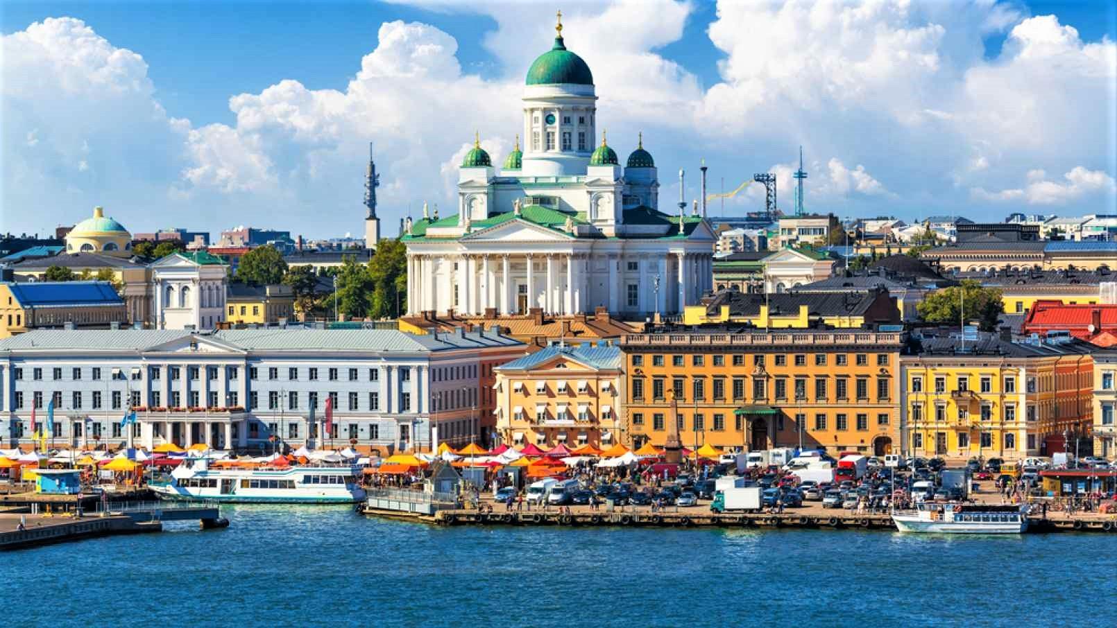 Nopți Albe Rusia - Finlanda