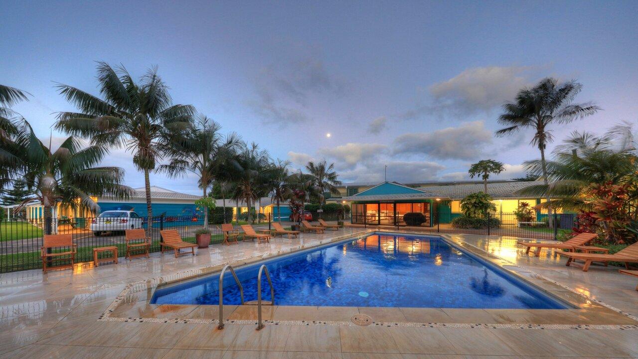 Hibiscus Apartments - Aloha