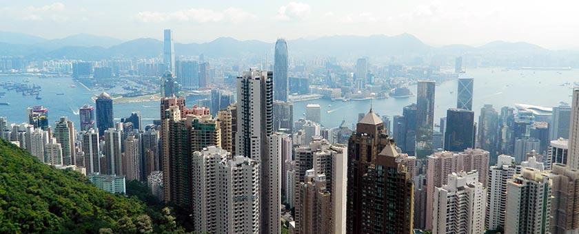 Revelion 2021 - Circuit Hong Kong, Kuala Lumpur & Singapore